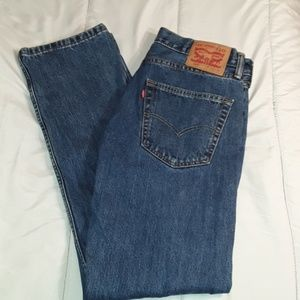 Men's Levi's jeans 33/32